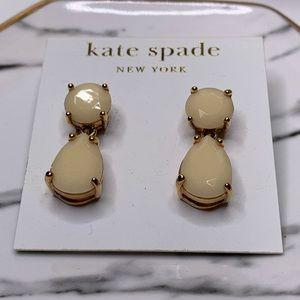 Rare NWT Kate Spade Plaza Athenee Earrings